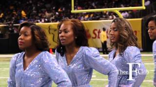 Behind the Scenes: With the Dancing Dolls of Southern University at...