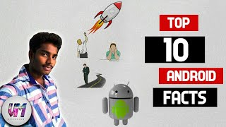 Top 10 facts about android in tamil for white board animation