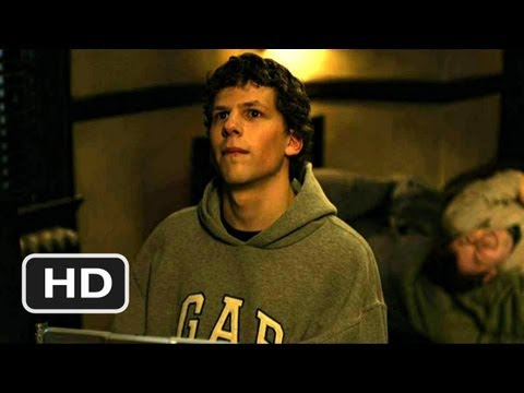 The Social Network #1 Movie CLIP - We're Ranking Girls (2010