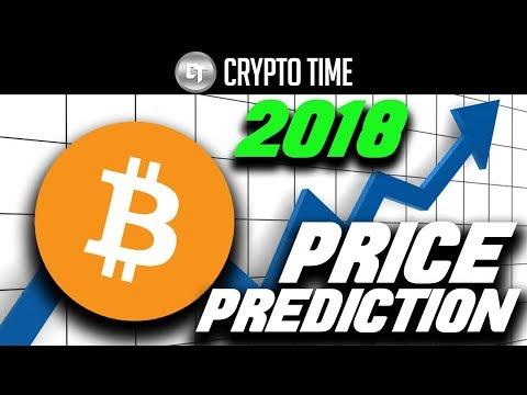 2018 Bitcoin Price Prediction ( 10K, 50K, 100K, 1M ? )