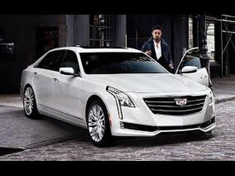 2016 CADILLAC CT6 PLATINUM: TRUTH + DARE - Technology suite (Night Vision, Panaray Sound, Safety)