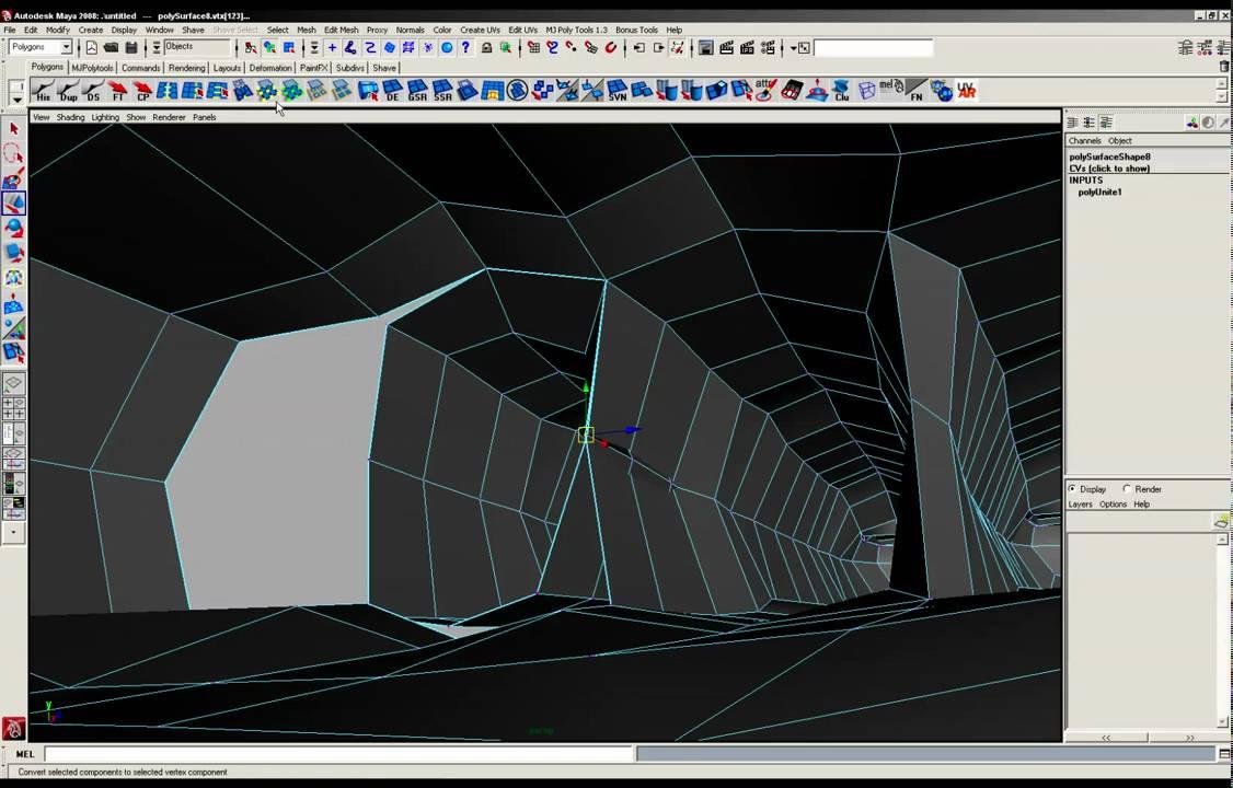AutoDesk Maya 2008 Free Download