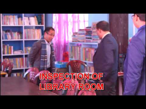 CBSE INSPECTION OF SOUTH POINT ACADEMY