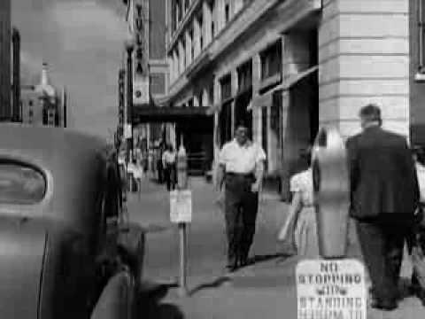 History of Tulsa: Tulsa, Oklahoma - 1950's American City - CharlieDeanArchives / Archival Footage
