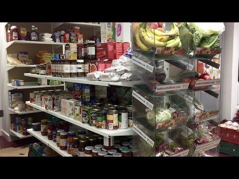 Aberdeen Food Bank - Demands Soar