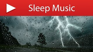 10 HOURS RAIN SOUNDS | Gentle Rain Sound Effects, White Noise to Sleep