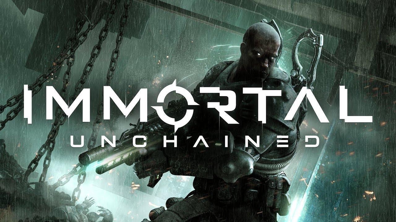 Обзор Immortal: Unchained — футуристическая Dark Souls с кибер-мертвецами и пушками