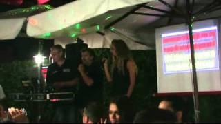 Elisa e Armando NON AMARMI Karaoke