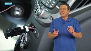 Instalação do alarme Keyless Pósitron no veículo Hyundai HB20