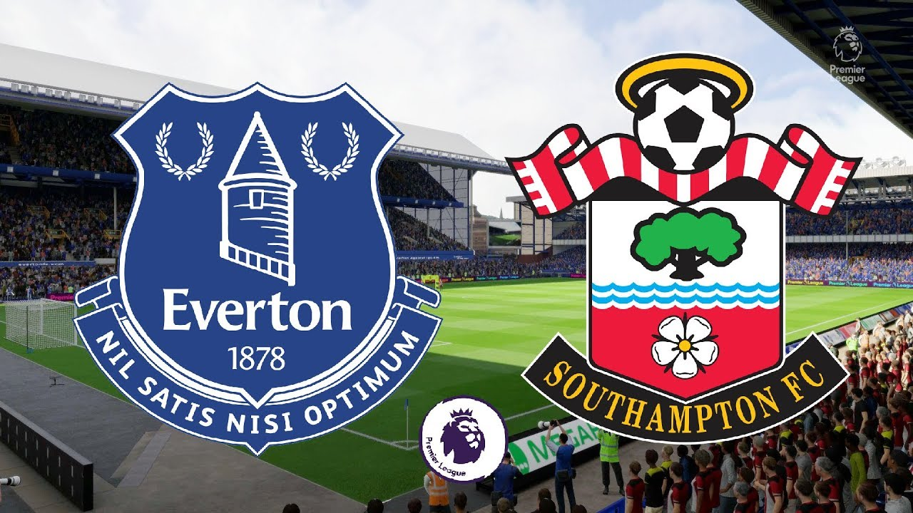 Premier League 2019/20 - Everton Vs Southampton - 09/07/20 - FIFA 20 - YouTube