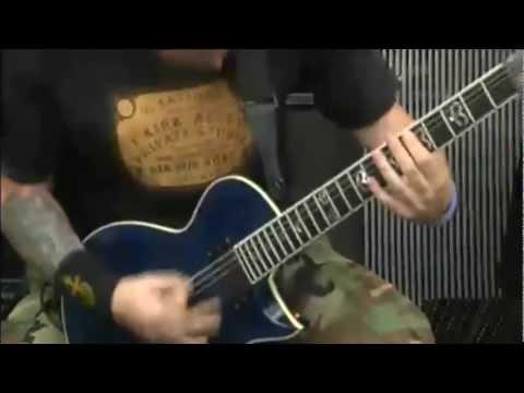 DevilDriver - Hold Back The Day (Live Download Festival 2009)