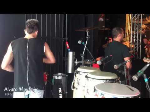 Percussão Cover #10 De Copo em Copo - George Henrique e Rodrigo