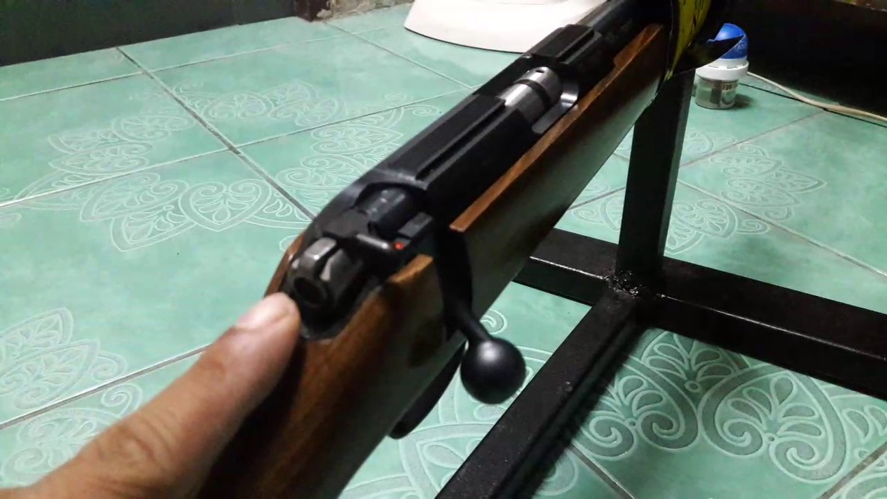 Cz455-452การลดเข็มแทงชนวน เมื่อไม่ต้องการยิง