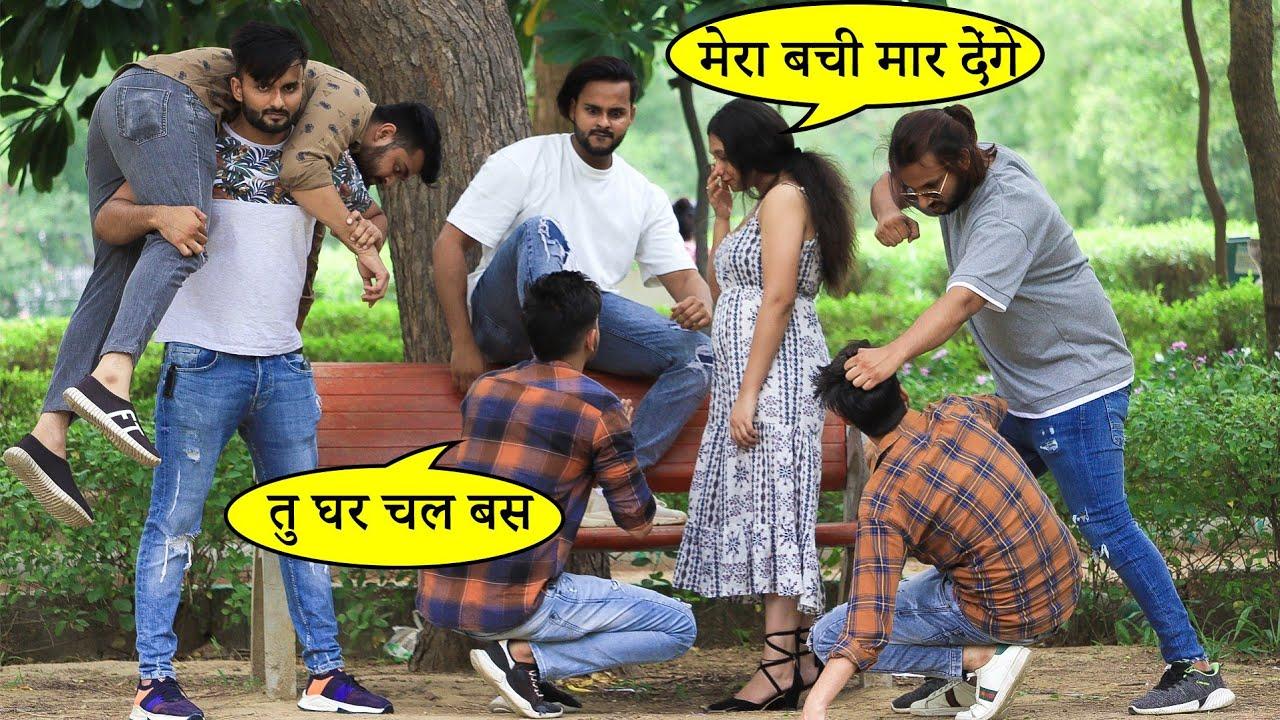Bivi Ko Kar Rahe The Pre-saan Pati or Bhai (Gone Wrong) Expose By Kabir    Kabir K Prank