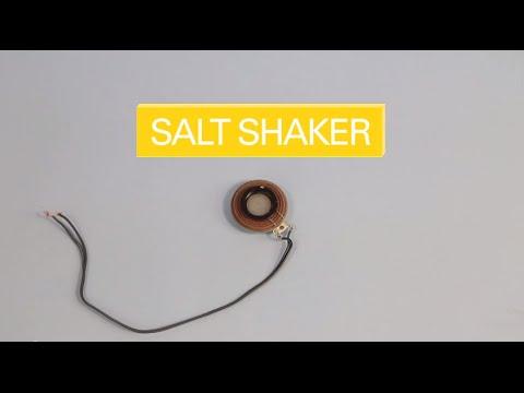 Salt Shaker! DIY Speaker Kit