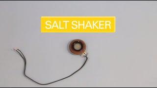 Salt Shaker! DIY Speaker Kit Thumbnail