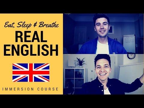 Eat, Sleep & Breathe Real English