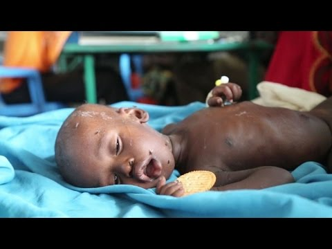 South Sudan's food crisis tightens its grip