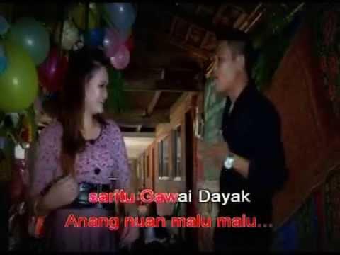 Xavier Meringai & Olivia Peter - Pengerindu Anak Temuai Gawai (OFFICIAL)