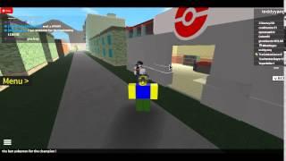 Proyecto Pokemon V.843 de Roblox: ¡Juguemos! : Ep 49 : Trapinchy.! w/Mike