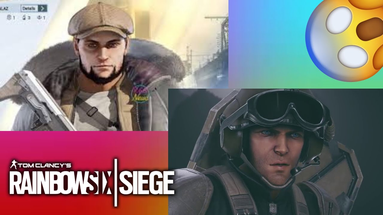 All Elite skin MVP Animation ****New Blitz and Glaz elite skin MVP  Animation**2019|Rainbow six siege