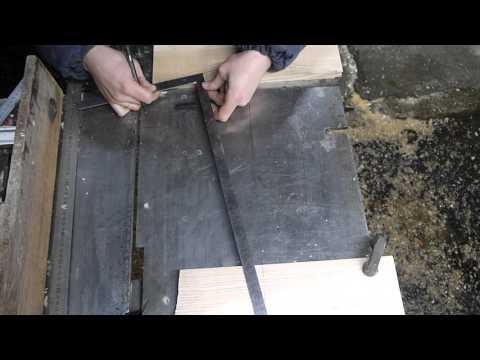 Как определить радиус скругления детали