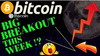 🌟BIG BITCOIN BREAKOUT SOON!!🌟bitcoin litecoin price prediction, analysis, news, trading