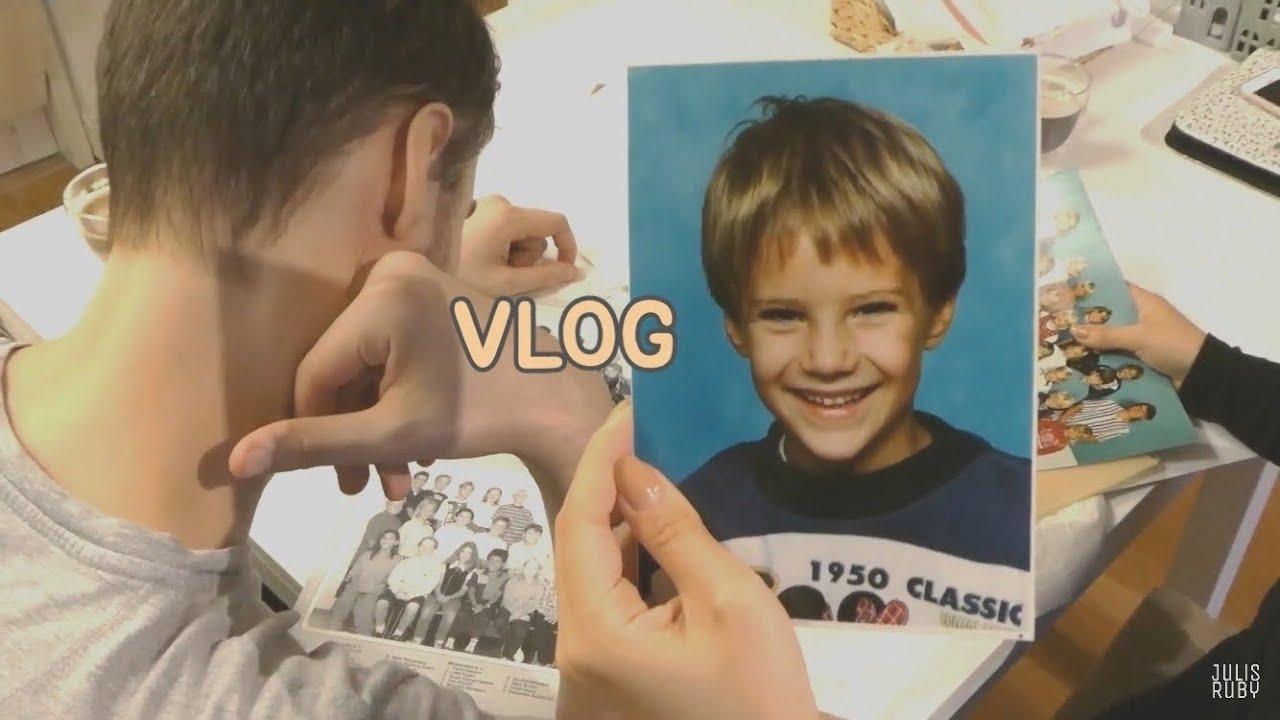 [국제부부] 시댁에서 받은 스웨덴 남편의 어린 시절 사진들🙊💙 시아버님 생신 피카 · 숲에서 딴 버섯으로 요리🍄 친구 집에서 홈 파티   스웨덴 일상 VLOG