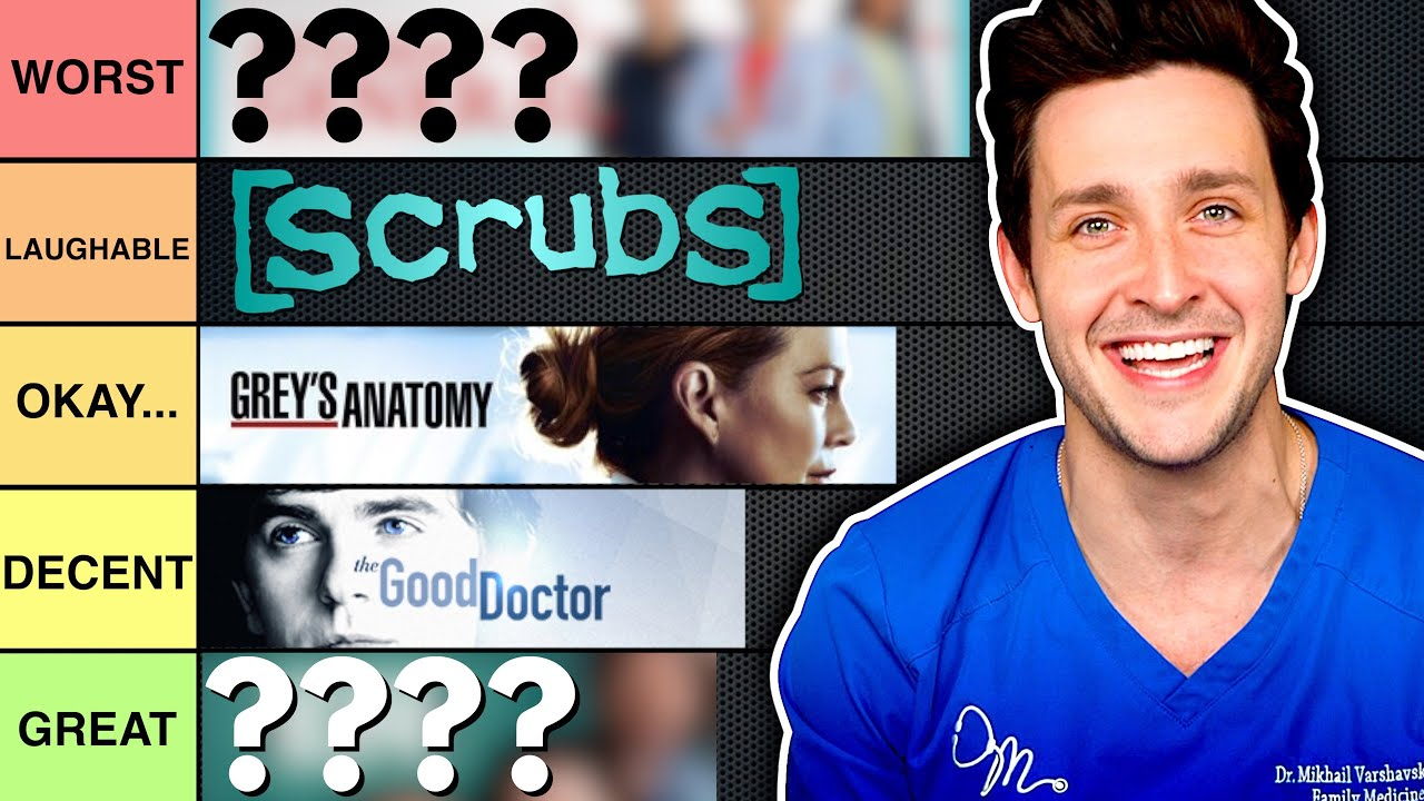 Download Ranking The MOST Accurate Medical Dramas | Dr. Mike