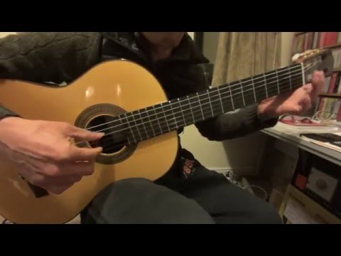 The Beatles - The Long and Winding Road - Classical Guitar