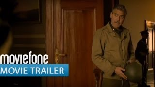 'The Monuments Men' Trailer   Moviefone Thumb