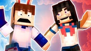 YANDERE MURDER MODE! - WE DIE TOGETHER! | 🐰 Minecraft Roleplay