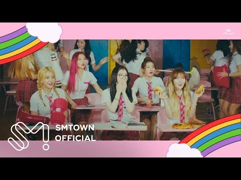 Thumbnail: [STATION] Red Velvet 레드벨벳_환생 (Rebirth)_Music Video