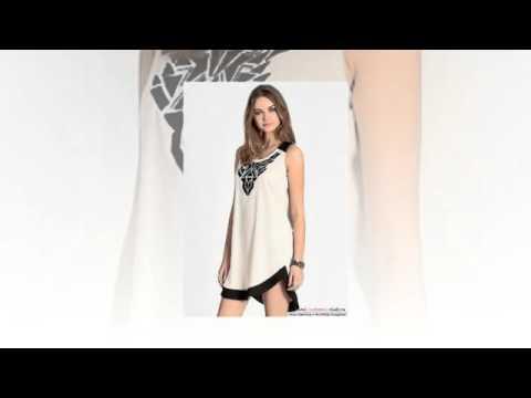 Видеозапись выкройка простого платья для начинающих