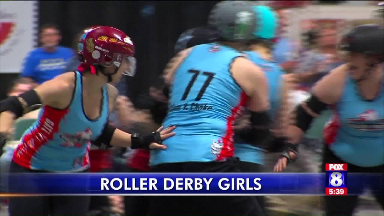 finest selection 7e90e e8407 MEDIA | Greensboro Roller Derby