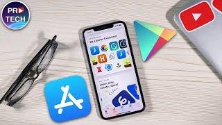 ТОП-10 полезных БЕСПЛАТНЫХ приложений для iOS и Android (+ССЫЛКИ) | №26 ProTech