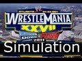 Wwe Wrestlemania 27 Svr11 Simulation video