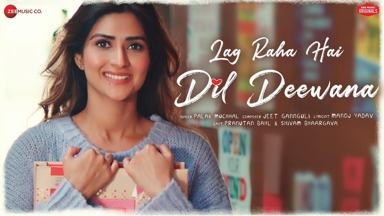 Lag Raha Hai Dil Deewana | Pranutan, Shivam | Palak M | Jeet Gannguli, Manoj Y| Zee Music Originals