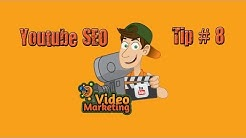 Youtube SEO - Include Your NAP (Name, Address, Phone)
