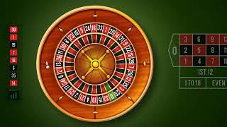 Roulette Strategy 2019 (Video 1)
