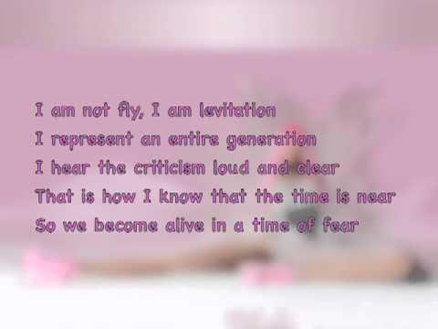 Fly By Nicki Minaj Ft. Rihanna With Lyrics [EXPLICIT]