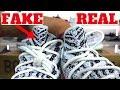 """""""Real vs. Fake"""" YEEZY Boost 350 V2 Zebra (REPLICA RANT)"""