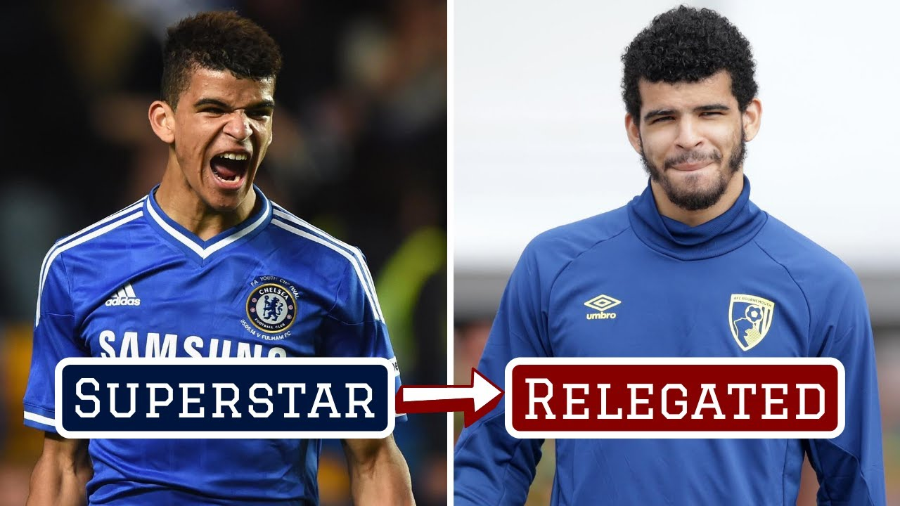 7 Footballers Who Couldn't Replicate Youth Success At Senior Level