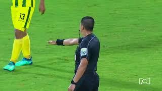 Resumen y goles de Bucaramanga 2-4 Medellín: fecha 17 Liga Águila 2018-I