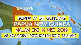 Download Video Breaking News : Gempa 7,7 SR Guncang Papua Nugini. Peringatan Tsunami Dikeluarkan MP3 3GP MP4