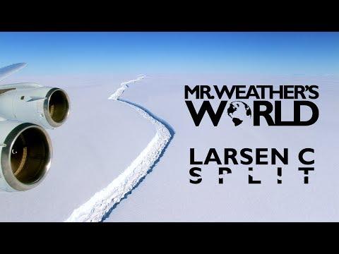 MWW E22: Larsen C Split