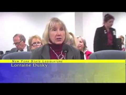 Lorraine Dusky  Public Hearing to Allow Adoptees to Access their Original Birth Certificates