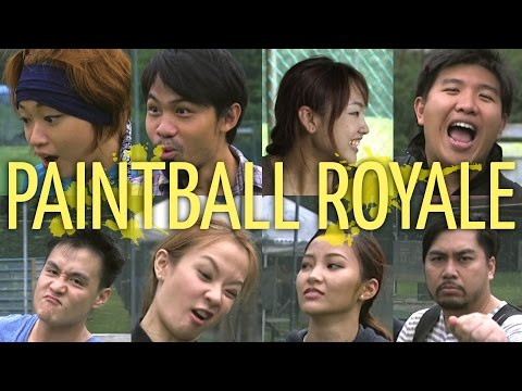 Potato Box: Paintball Royale