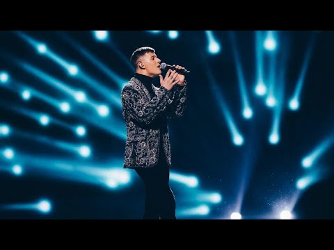 Sebastian Walldén: Everything - finallåt i Idol 2018 - Idol Sverige (TV4)