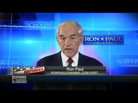 Ron Paul: Americans Want Clemency For Edward Snowden